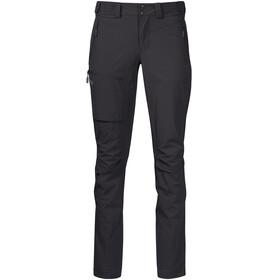 Bergans Breheimen Softshell Pants Women Solid Charcoal/Solid Dark Grey